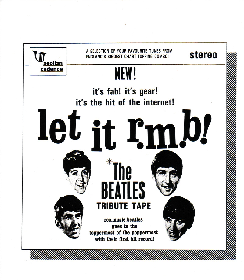 Butcher Cover Letter: Let It R.m.b! And Butcher Covers