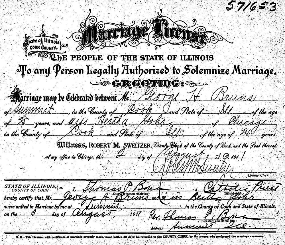 Illinois for Marriage